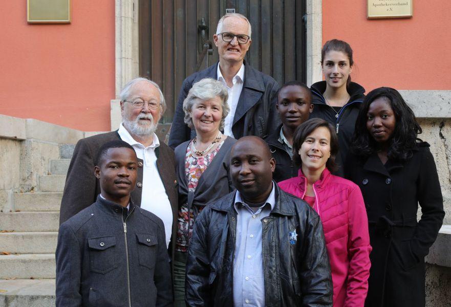 Afrikanische frauen in münchen kennenlernen