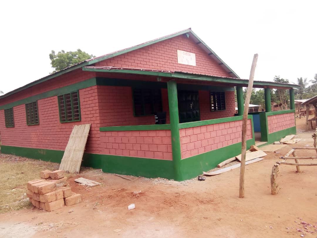 Neu renoviertes Mädchenhaus